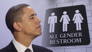 President Obama issued a mandate to public schools to allow students to use the bathroom that matches their gender identity. (Courtesy: Flickr/Statsministerens kontor and iStockphoto)