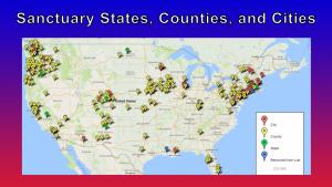 300 U.S. jurisdictions do not enforce federal immigration law,