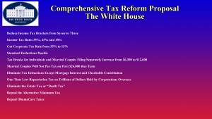 "President Trumps tax reform proposal ""The Neil A. Carousso Show"")"