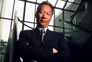 Foxconn Founder & Chairman Terry GFoxconn Founder & Chairman Terry Gau wrote an open letter to then-President-elect Donald Trump in December about his intention of getting Apple to build iPhones in the United States. (Terry Gau)